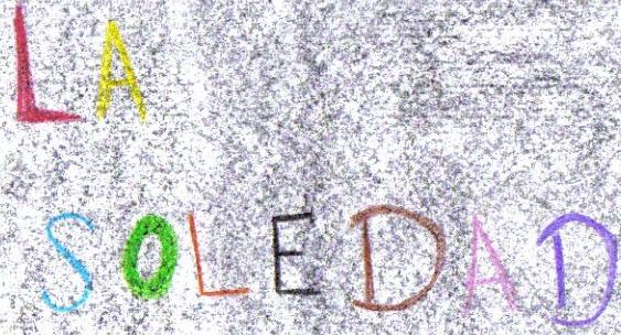 POEMA: La Soledad