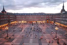 La Plaza Mayor(Madrid)