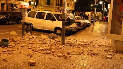 Andalucía y Melilla sufren un terremoto